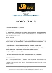 Fichier PDF regles de location