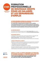Fichier PDF tract formation professionnelle cpf imprimante