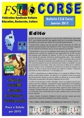 bulletin fsu special janvier 2015