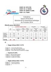 calendrier 2015 ligue de bourgogne docx