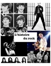 l histoire du rock