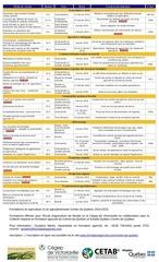 calendrier 2014 2015 crfa c d q
