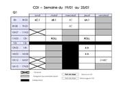 planning quinzaine 1