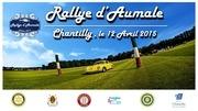 presentation rallye d aumale 2015 chantilly