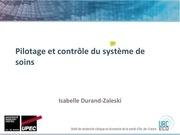 4 pilotage et controle du systeme de soins