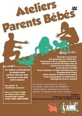 ateliers parent bebe motricite