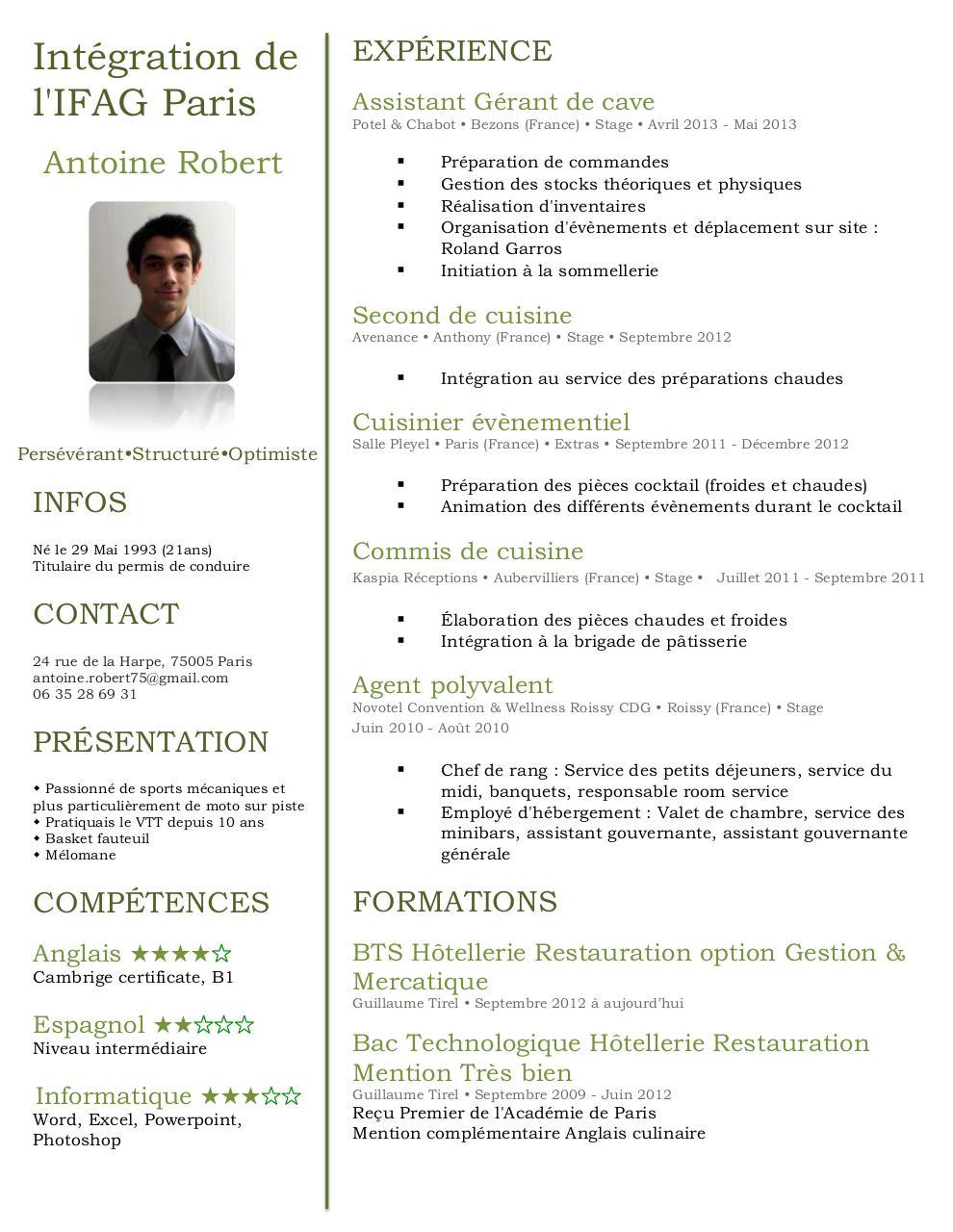 cv ifag docx - cv ifag pdf