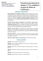 Fichier PDF cv pour mcf paulbriard liste complete