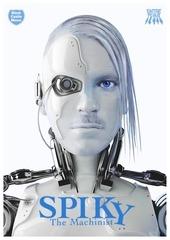 dossier de presse spiky 2014