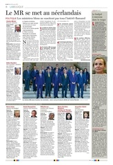 20 01 2015 le mr se met au neerlandais 1