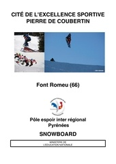 brochure section sportive snow copie