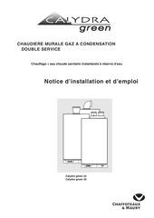 Fichier PDF calydra green