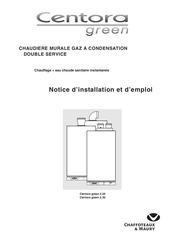 Fichier PDF centora green