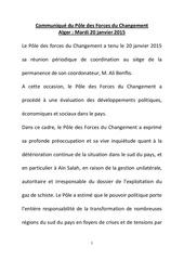 Fichier PDF communique du pole des forces du changement