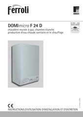 domi micro f24 d