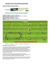 foot entrainements 1