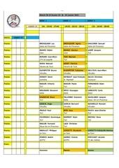 planning definitif samedi 24 janvier 2015