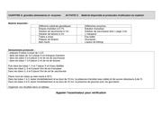 protocole experimental activite 3