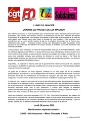 Fichier PDF communique unitaire loi macron 26 janvier