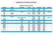 planning du sc abbeville football
