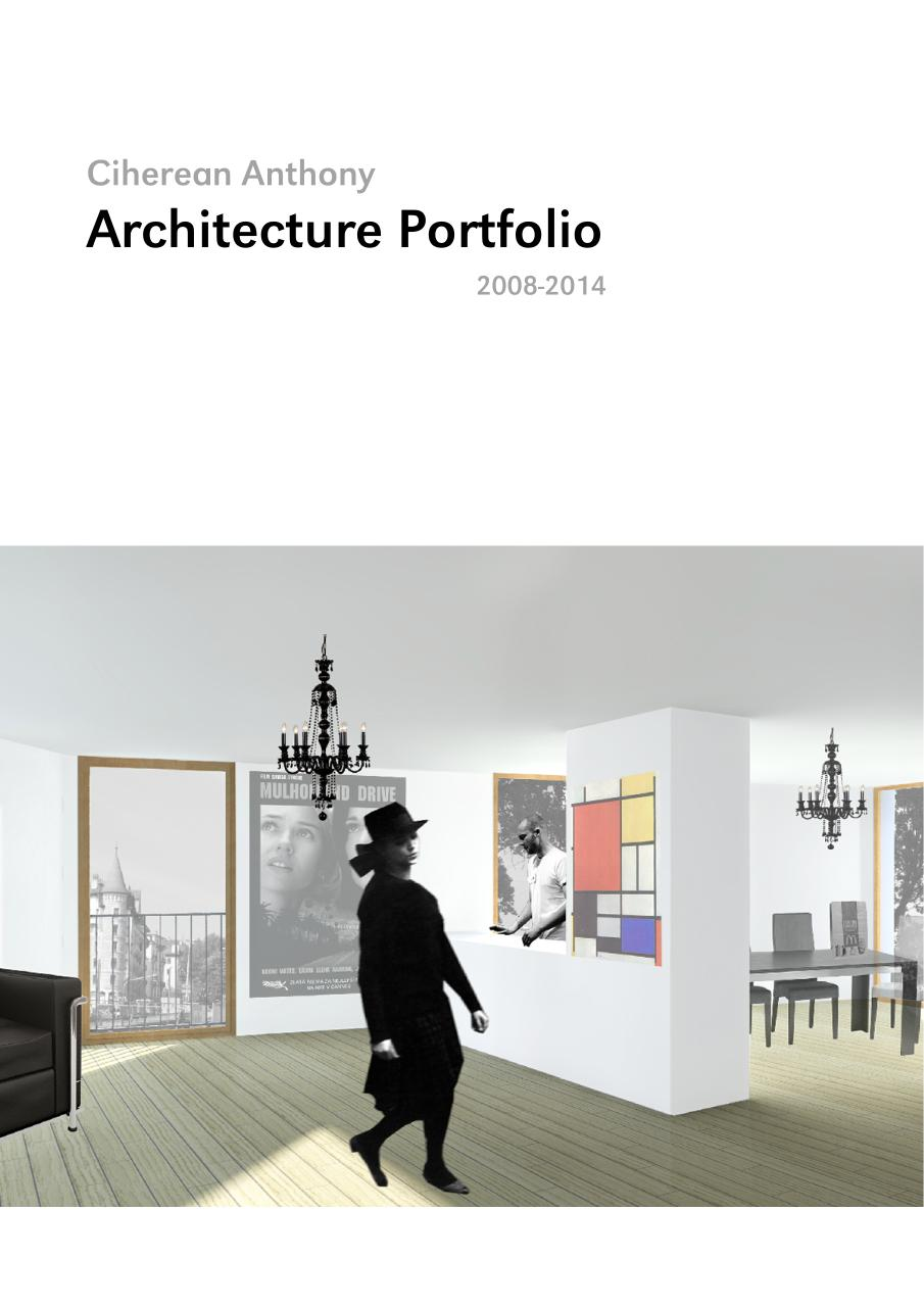 Portfolio Ciherean Anthony.pdf - page 1/7