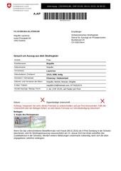 Fichier PDF strafregisterauszug
