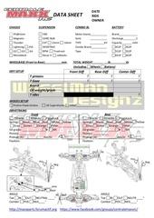 centralemaxx setup data sheet v1
