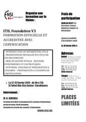 ensi seminaires itilv3