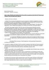 fed loi macron violation des droits de l homme 20012015