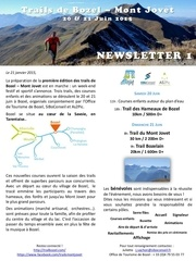 newsletter 1bis trailbozel