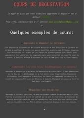 Fichier PDF quelques exemples de cours