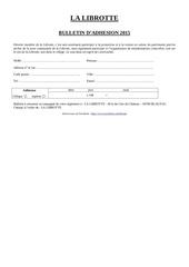 buletin adhesion librotte 1