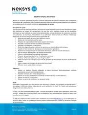 Fichier PDF neksys technicien de service 2015 01