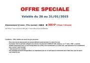 Fichier PDF offre speciale soldes janv15