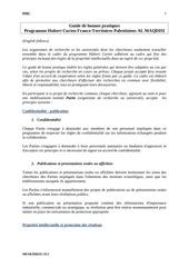guide de bonnes pratiques phc dreic 2015