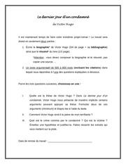 Fichier PDF le dernier jour condamne projet roman