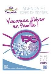 agenda vacances hiver 2015