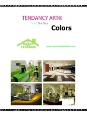 Fichier PDF catalogue tendancy art