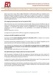 reforme du dif au 01012015