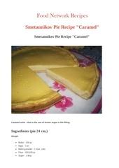 Fichier PDF smetannikov cake recipe caramel