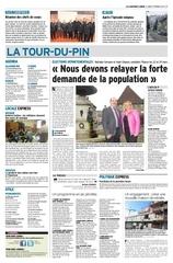 elections departementales canton la tour du pin