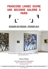 f livinec 2nde galerie paris
