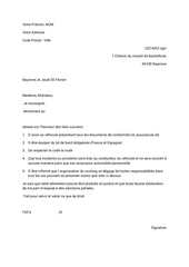 Fichier PDF attestation cruising
