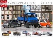 busch 2015 automodelle