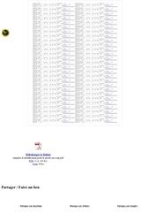 Fichier PDF etiquette ligne
