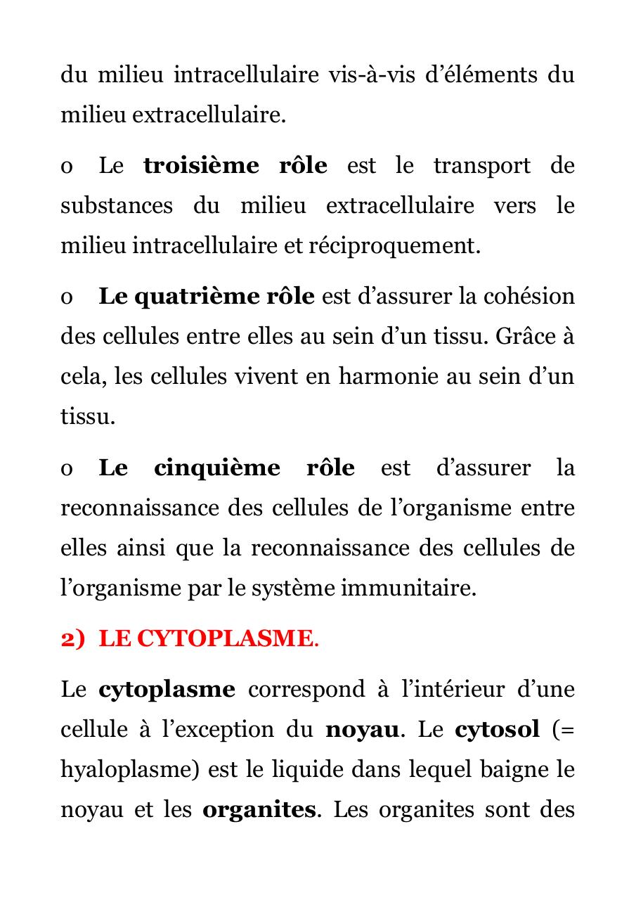 [BIO 211] COURS MAGISTRAL N°2.pdf - page 2/24