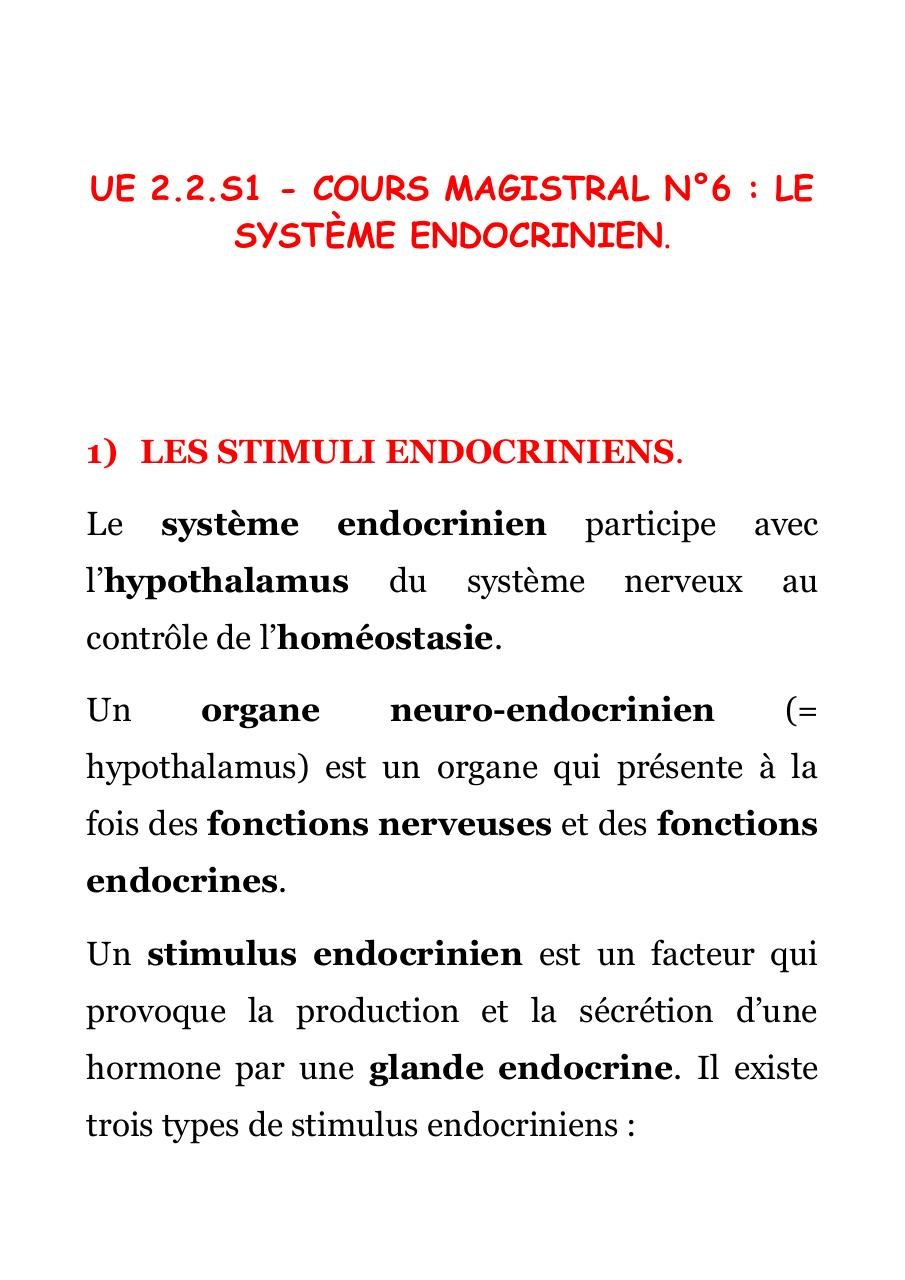 [BIO 221] COURS MAGISTRAL N°6.pdf - page 1/21