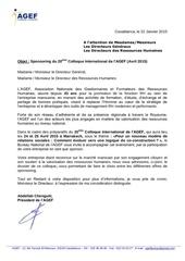 lettre sponsoring colloque agef 2015