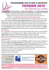web fevrier 2015