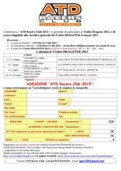 v1 bulletin adhesion atd racers club 2015 it